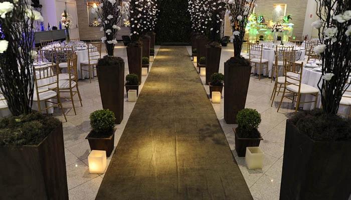 Bodas de Casamento Buffet Jardim Viena