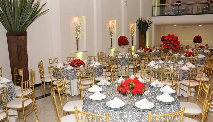 Festa de Formaturas Buffet Jardim Viena