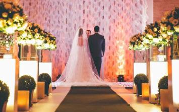 Buffet de Casamento Cerimônia